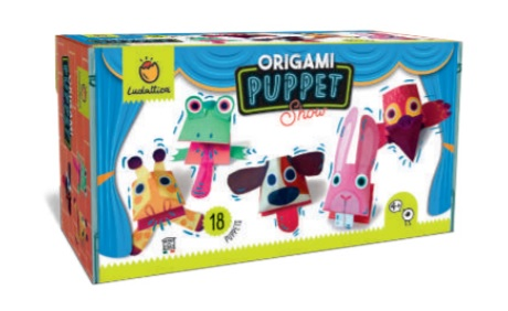 ORIGAMI PUPPET SHOW