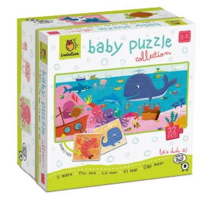 IL MARE. DUDÃ« BABY PUZZLE COLLECTION