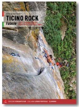 TICINO ROCK. FALESIE   TED