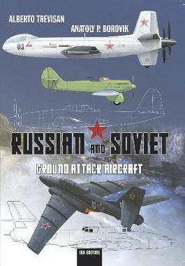 RUSSIAN AND SOVIET GROUND ATTACK AIRCRAF